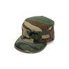 VINTAGE SOLID FATIGUE CAP (WOODLAND CAMO)
