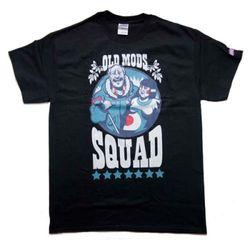 Old Mods Squad T-shirt(black)