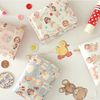 Mini wallet paper doll mate 4 type