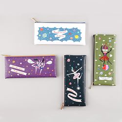 CIRCUS IN THE UNIVERSE - wide pouch