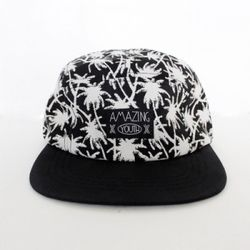 CAMP CAP PALM TREE