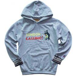 LONDON CALLING Hoody(Melange)