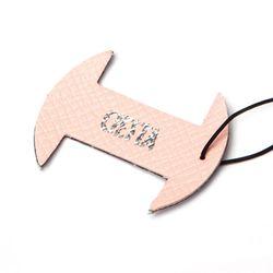 소니 40.5mm전용 렌즈 캡 스킨 - 스위트핑크
