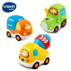 vtech 브이텍 뛰뛰빵빵 중장비미니카3종 V203903