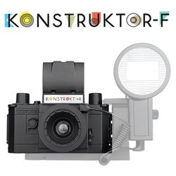 Konstruktor F - 컨스트럭터 F DIY SLR 카메라