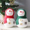 미니 눈사람 2P세트(크리스마스)
