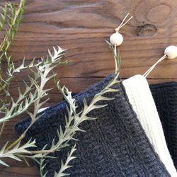 니트 냄비받침 : knit pot stand [3colors]