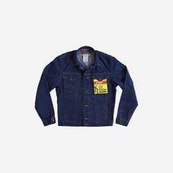 Unlined Denim Jacket