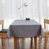 네이비 펜슬 스트라이프 테이블 커버 (M 85cmx105cm)