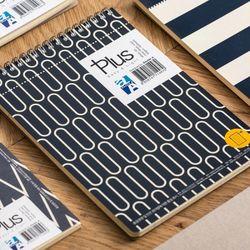 더블에이 플러스 Easy&Light 상철노트 A5 80매