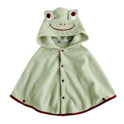 개구리 후드 유아 망토(SL) 202428