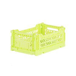아이카사 폴딩박스 S lime
