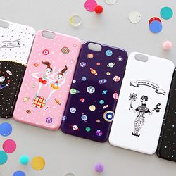 CIRCUS IN THE UNIVERSE phone case - iphone6