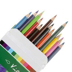 Box 12 Watercolor Pencils Aqua