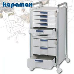 카파맥스 9단 이동형 멀티서류함 (잠금장치) K99106