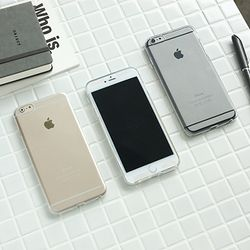 Jelly Clear Case - iPhone6 Plus
