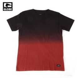 BOYS FRANCIS SS TEE (보이즈사이즈) - BURNT RED