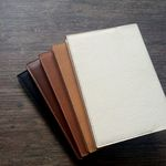 천연가죽 노트커버.Notecover Standard A5 노트 포함