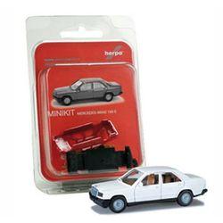 [미니키트]Mercedes-Benz 190 E (HE340717WH) 조립식