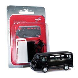 [미니키트]Benz 100 D Bus (HE342780BK) 조립식