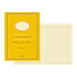 Color Paper Notebook(A5) - 패션후르츠