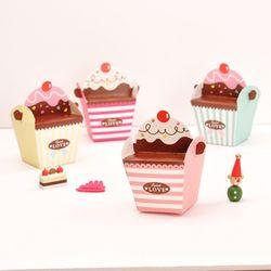 포장용박스-컵케익4종