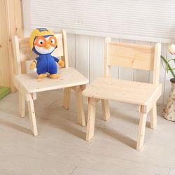 유아어린이의자(원목책상의자) 대형 hs130