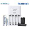 [에네루프] PRO AA 충전지 4알 + 파나소닉 충전기