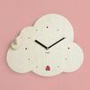 [BEZIT] CUCKOO CLOUD Wall Clock(무소음 벽시계)