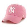 MLB 엠엘비모자 뉴욕 양키즈 핑크화이트(한정모델)