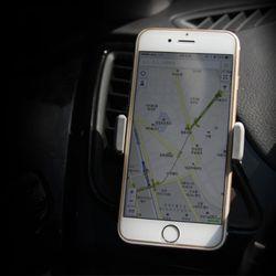 BASEUS 차량용 에어밴트 스마트폰용 마운트 홀더