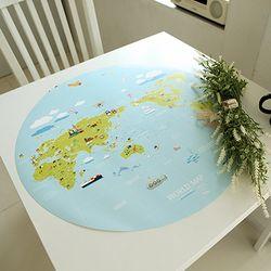 WORLD MAP ver.Circle