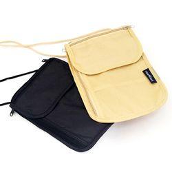 목걸이형 여행용 전대(안전복대 여권지갑)