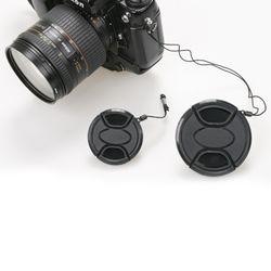 [매틴]고급형 렌즈캡(사이즈 선택 49-58mm)