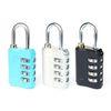[TCUBE] 티큐브 여행용 안전자물쇠 - 4다이얼
