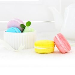 Scented color macaron