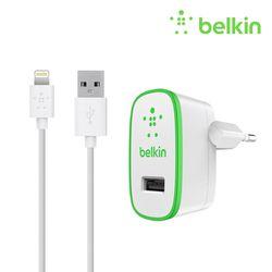 벨킨 Boost 가정용충전기+8핀아이폰케이블 F8J125kr04