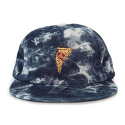 PIZZA STONE WASHED DENIM CAP