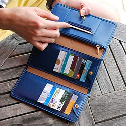 Layered Pass Wallet (4color)