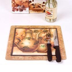 하우스케어 코르크 테이블매트 (중) 1P -Vine Teapot