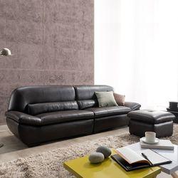 Artificial Leather HA-039 소파_4인용