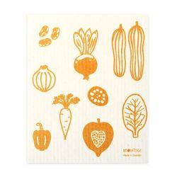 DISHCLOTH 스웨덴 행주 - vegetable