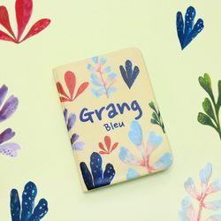 위드앨리스 패스포트 커버 Grang bleu