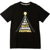 안산M밸리록페스티벌 MD - 티셔츠 블랙