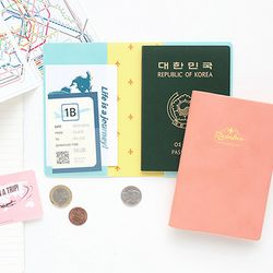 RAINBOW Passport Case
