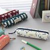 basic pattern pencil case
