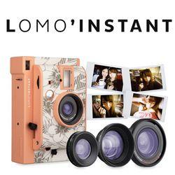 로모인스턴트 카메라 -  Kyoto edition + 3 Lenses