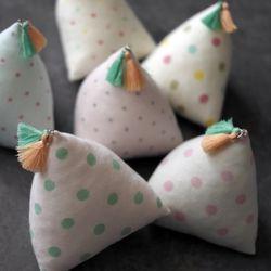 (DIY) 태슬 딸랑이 만들기 tassel rattle
