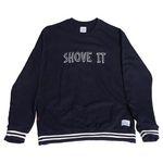 SHOVE IT SWEAT SHIRT NAVY