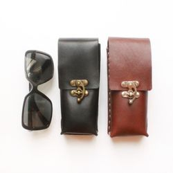 안경 케이스  4-ways Sunglass case(leather)